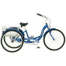 "<strong>Schwinn</strong> Meridian 26"" Single Speed Tricycle"