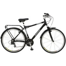 <strong>Schwinn</strong> Cross Commuter Discover Bike in Black