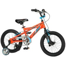 <strong>Schwinn</strong> Boy's Scorch Mountain Bike with Training Wheels