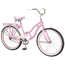 "Girl's 24"" Destiny Cruiser Bike"