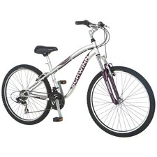 <strong>Schwinn</strong> Women's High Timber Front Suspension Mountain Bike