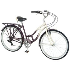 <strong>Schwinn</strong> Women's Sanctuary 7 Cruiser Bike