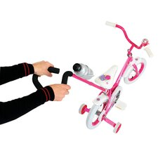 Girl's Juvenile Petunia Bike with Training Wheels