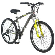 "Boy's 24"" High Timber Front Suspension Mountain Bike"