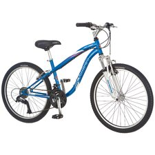 Girl's High Timber Front Suspension Mountain Bike