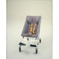 <strong>Fabrication Enterprises</strong> Columbia / Britax Child Positioning Seat with Therapedic Explorer Mobility Base