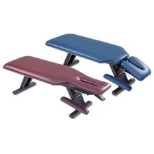 ErgoBench Massage Bench with Tilt Headpiece