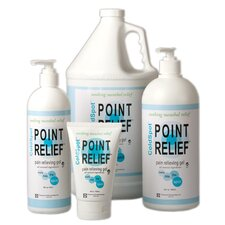 Point Relief Cold Spot Gel Pump