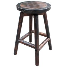 Round Swivel Bar Stool