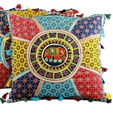 The Lalit Kumar Cotton Floor Cushion Cover