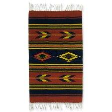 Swift Arrows Zapotec Rug
