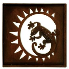 <strong>Novica</strong> 'Gecko in the Window' Wall Décor