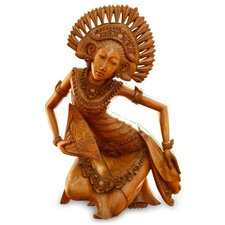 <strong>Novica</strong> Janger Dancer Figurine