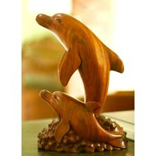 Dolphin Generation Sculpture