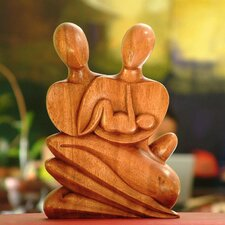 Family Love Sugar Sculpture