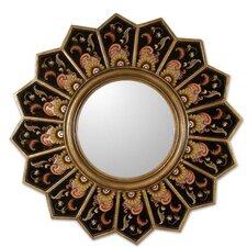 Sunflower Fan Mirror