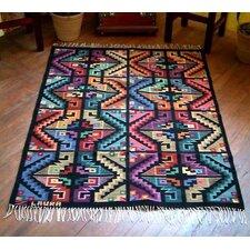 Andean Joy Zapotec Rug