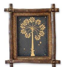 Golden Bo Tree by Parinya Nanjai Framed Graphic Art