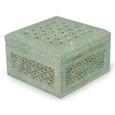 <strong>Novica</strong> Ivy Trellis Jewelry Box