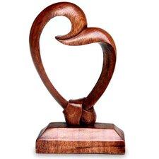 Heart Bond Sculpture