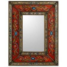 Asunta Pelaez Cajamarca Warmth Mirror