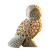 'Mother Owl' Figurine