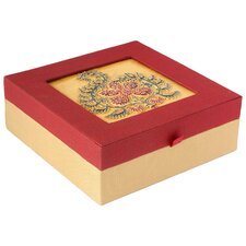 Amita Artisan Pachmarhi Forest Jewelry Box
