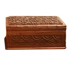 Walnut Forest Jewelry Box