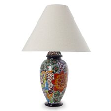 "The Castillo Family 13.5"" H Ceramic Table Lamp"