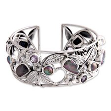 The Buana Flower Gemstone Bracelet