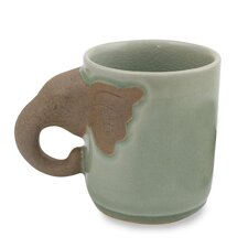 The Thatsanee and Ramphan Celadon Ceramic Mug