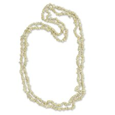 <strong>Novica</strong> The Joias do Rio Jade Beaded Necklace