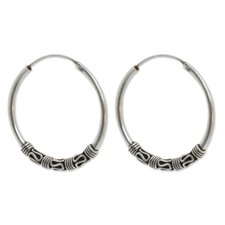 The Wadarat Supasirisuk Hoop Earrings