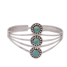 The Shanker Turquoise Cuff Bracelet