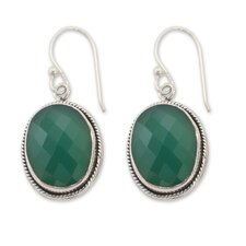 The Shanker Onyx Dangle Earrings