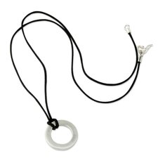 The Jose Antonio Ibeibarriaga Men's Sterling Silver Necklace