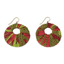 The Ewurabena Blankson Dangle Earrings
