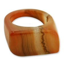 The Joias do Rio Agate Cocktail Ring