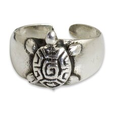 The Wadarat Supasirisuk Sterling Silver Toe Ring