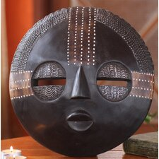 The Rita Addo Zakour Ghanaian Wood Mask