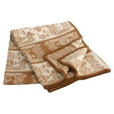 Paracas Coast Wool / Acrylic Blanket