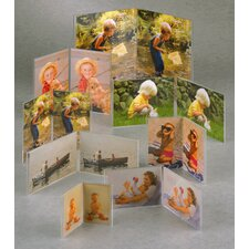 Horizontal Single Bent Picture Frame