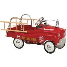 Pedal Fire Truck