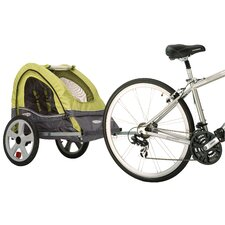 <strong>InSTEP</strong> Sync Single Bike Trailer