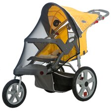 Accessory Single Swivel Wheel Stroller Bug Cover