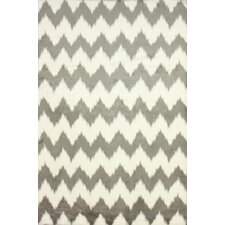 Block Island Grey Borris Area Rug