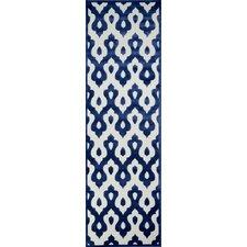 Velu Blue Perrily Rug