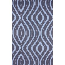 Barcelona Purplish Navy Lee Rug