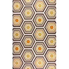 Heritage Brown Francene Rug