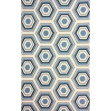 Heritage Light Blue Francene Rug